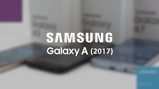 Обзор смартфонов Samsung Galaxy A (2017)