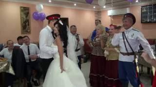 Видеосъемка свадеб в Волгограде StudioK2A посвящение в казаки поют казачью песню