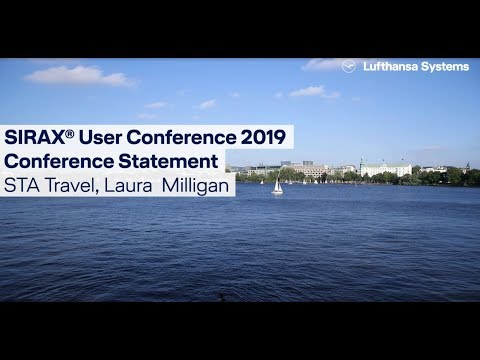 SIRAX® Customer Statement STA Travel  2019 / Lufthansa Systems