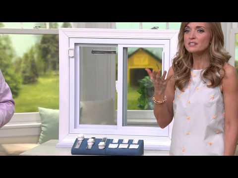 Windobully Set of 3 Sliding Window and Door Locks with Jennifer Coffey