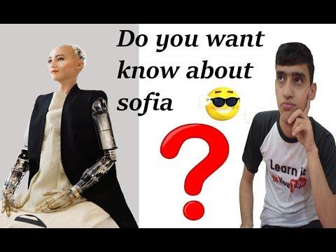 HELLO Meet Sophia: The first robot declared a citizen by Saudi Arabia ./ LEARN IT