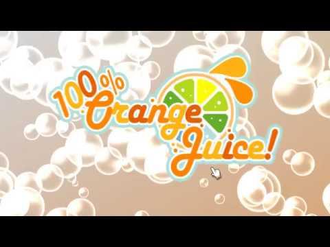 Protagonist Power? 100% Orange Juice! |