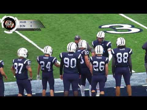 2017 Hudson Raiders Football vs Eau Claire North