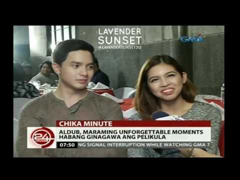 Chika Minute   AlDub Movie June 17