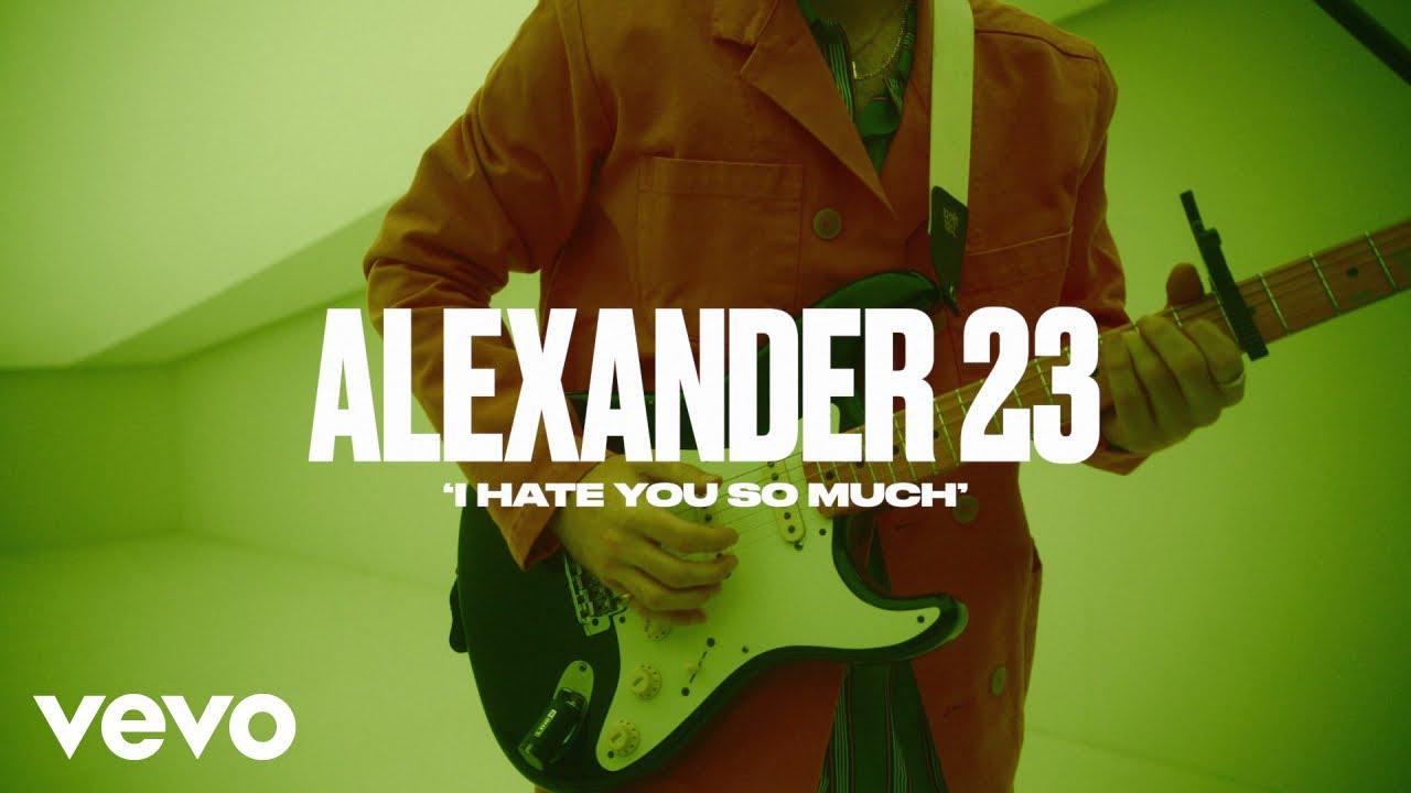 Alexander 23 Live Sessions with Vevo DSCVR!