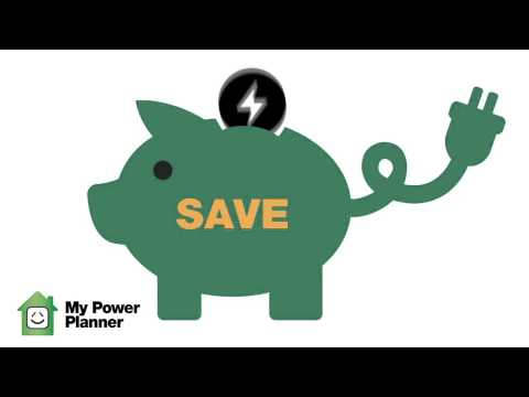 My Power Planner – Find A Better Electricity Deal