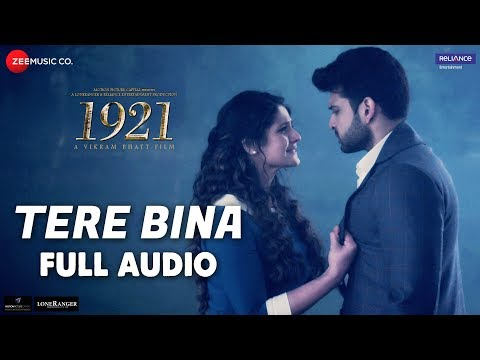 Tere Bina - Full Audio | 1921 |Zareen Khan...