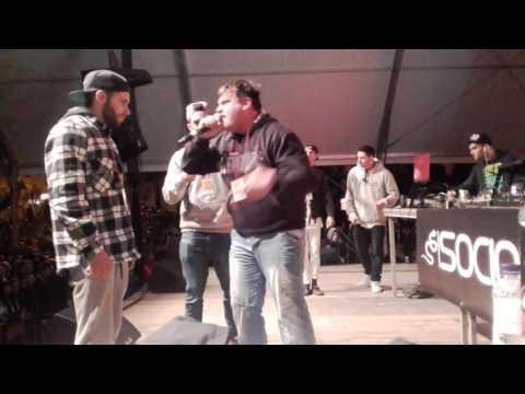 Efe R VS 4T Octavos Gold Battle Nacional Almería 2015