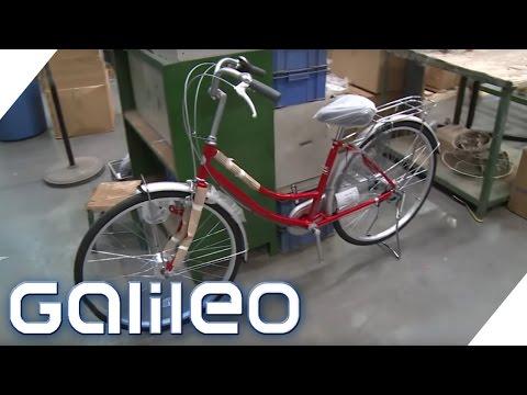 Billig-Fahrräder made in China - Wie gut sind sie wirklich? | Galileo | ProSieben