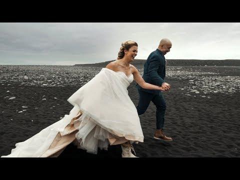 Iceland Wedding Full Of Adventure