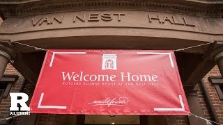 The Alumni House at Van Nest Hall | A Space Dedicated to Rutgers Alumni