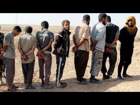 محاولات فلول داعش في سوريا والعراق إنقاذ حياتهم  - نشر قبل 6 ساعة