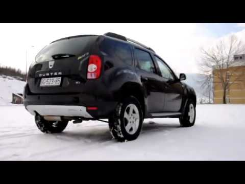 test dacia duster 1 5 dci 4x4 laureate youtube. Black Bedroom Furniture Sets. Home Design Ideas