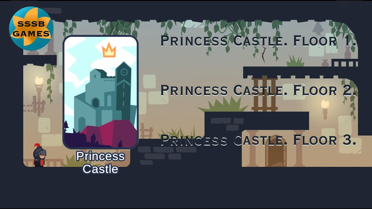 Tricky Castle Level 1 To 30 Ios Android Walkthrough Youtube