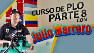 Curso de PLO (Pot Limit Omaha) parte 8 con Julio Marrero