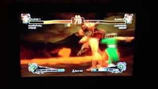Chun Li vs Chun Li