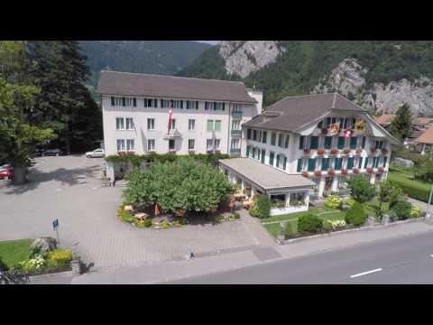 Hotel Beausite Interlaken Switzerland Flyby