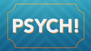 Ellen's New Game, 'Psych!' thumbnail