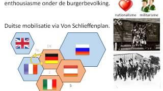 5. De Eerste Wereldoorlog (HC Duitsland)