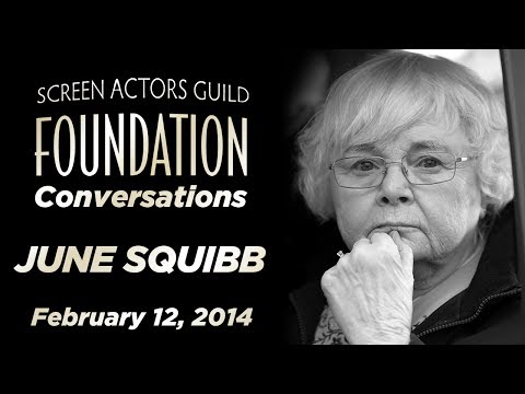 Conversations with June Squibb
