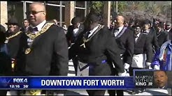 Dallas, Fort Worth celebrate MLK Day with parades