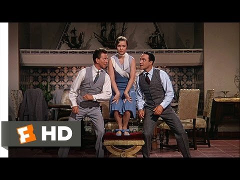 Singin' in the Rain (5/8) Movie CLIP - Good Morning (1952) HD