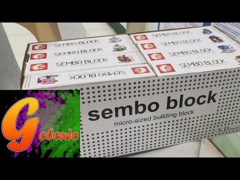 LEGO Alternative || Budget SEMBO Block || Unboxing