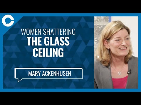 CEO Vancouver Coastal Health Mary Ackenhusen: Women Shattering Glass Ceiling