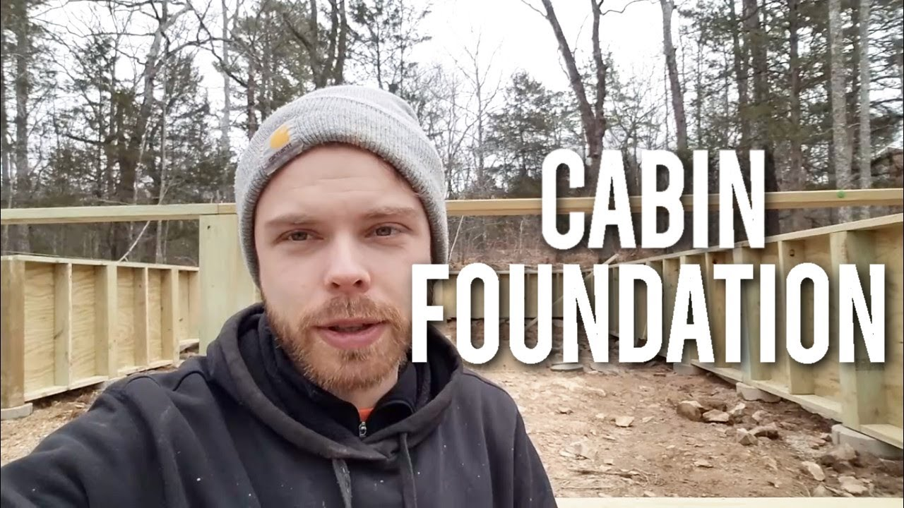 Download A-Frame cabin: Building a Permanent Wood Foundation