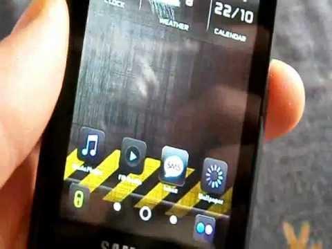 Nueva Tema IPhone Corby S3650