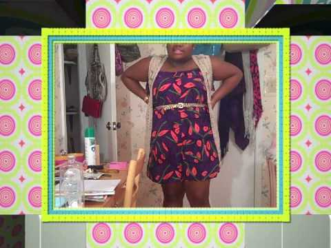 1c4807badb1 Outfits for plus-size college girls - YouTube