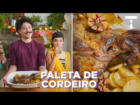 SAMURI vs PALETA DE CORDEIRO MUITO ESPECIAL