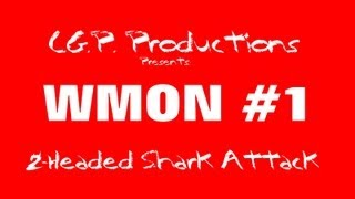 Worst Movies On Netflix #1- 2-Headed Shark Attack Review