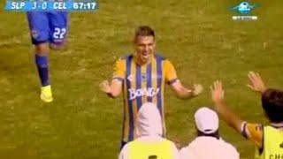 Resumen - Atlético San Luis 4-1 Celaya
