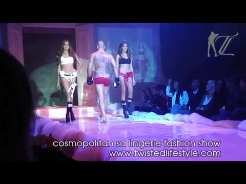 Cosmopolitan South Africa Lingerie Fashion Show Upper East Side Hotel [Jockey] | Twisted Lifestyle