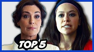 Orphan Black Season Episode 7 - Top 5 WTF Moments