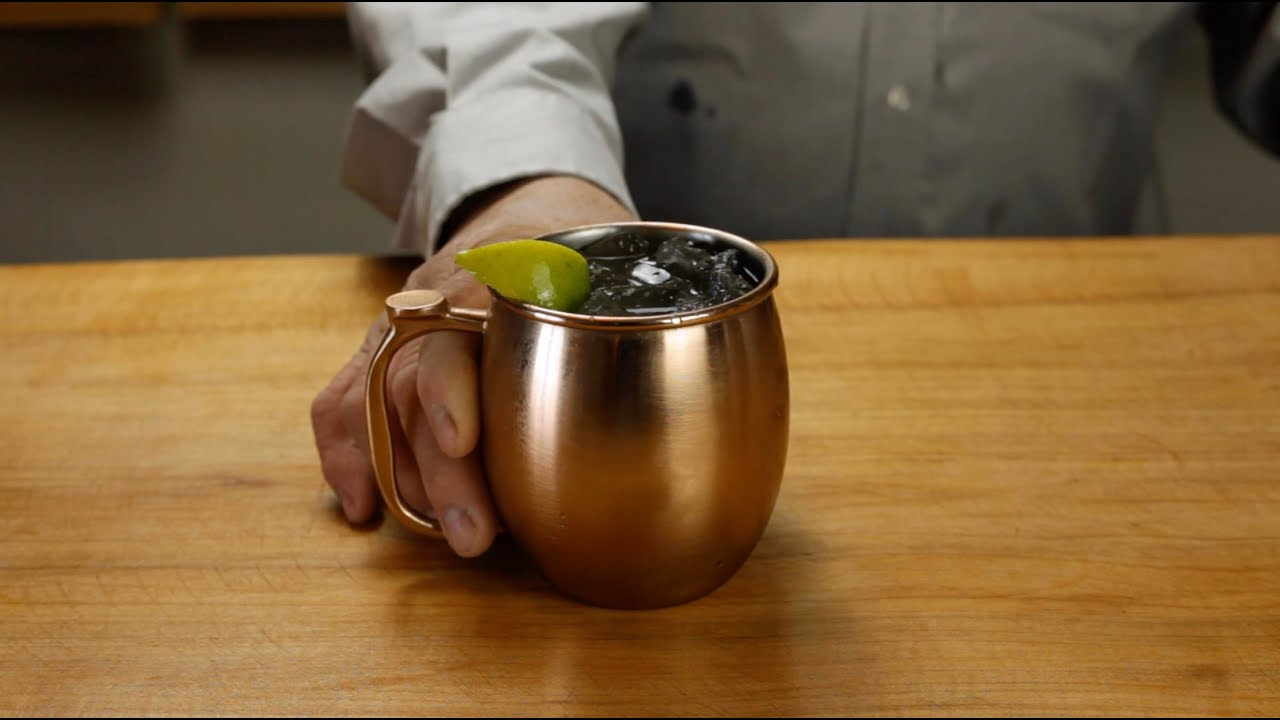 Last Shot Distillery | Quick N Easy Cocktails - Moscow Mule