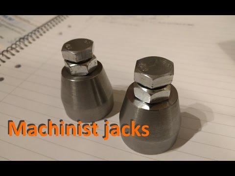 Machinist jacks