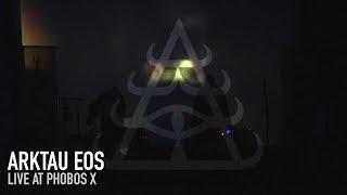 ARKTAU EOS live at Phobos (dark ambient concert)