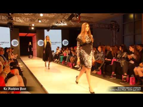 SERBIA FASHION WEEK - BRYAN ROMERO - LONDON