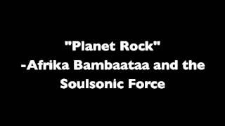 kraftwerk influence in other songs