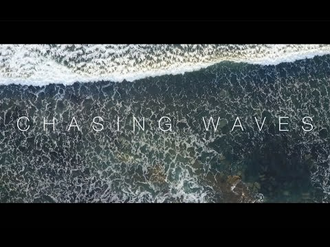Chasing Waves at Kimmeridge Bay Surf Video