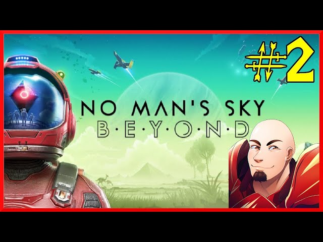 Vince Tries - No Man's Sky (Part 2)