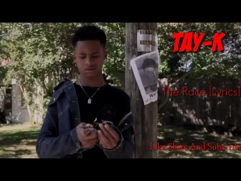 Tay-K - The Race [Official Lyric Video]