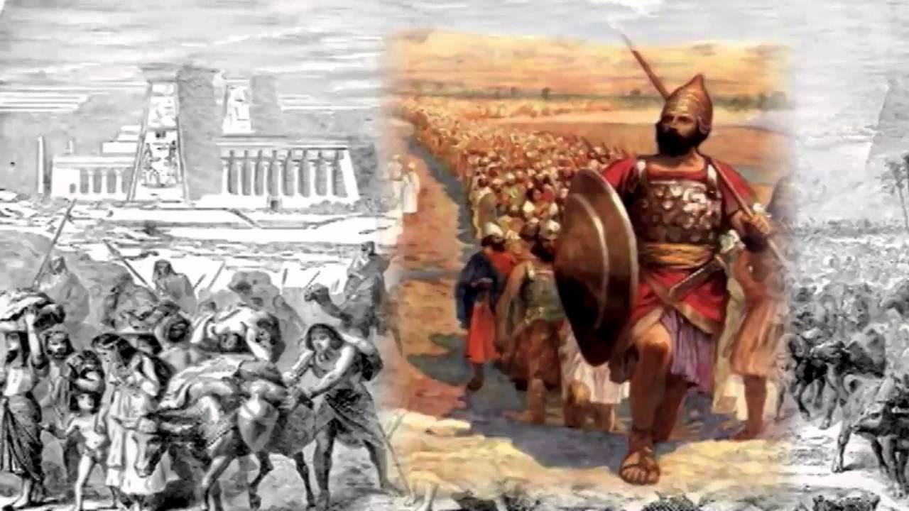 SHASU OF YAHWEH