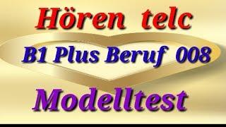 Modelltest 3 B1 Beruf Leseverstehen Deutsch 30032019 C Bookinfo