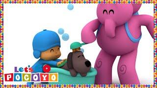 Let's Go Pocoyo! - O banho da Loula [Episódio 19] em HD