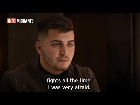 From Iraq to Serbia: A Kurdish refugee starts a new life