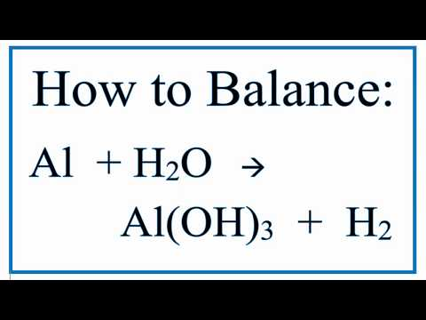 Как из al4c3 получить ch4