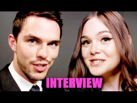 Nicholas Hoult And Elle Fanning Talk Getting Married In 'Young Ones'
